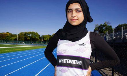 Hanan Ali: An inspirational Wisconsin student athlete who runs for family and faith