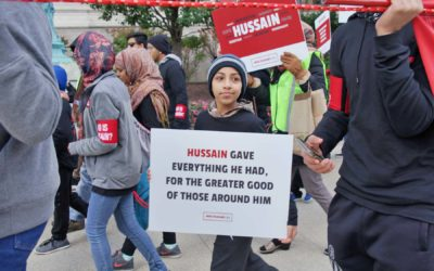 Who Is Hussain? Memorial March brings a message of peace to Milwaukee