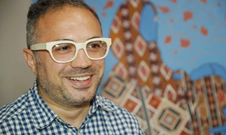 David Najib Kasir: Painting a Syrian identity with art to build cultural understanding
