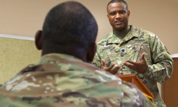 Khallid Shabazz: On becoming the highest ranking Muslim chaplain in the U.S. military