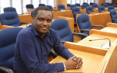 Samba Baldeh: From Gambian immigrant to Common Council President of Madison