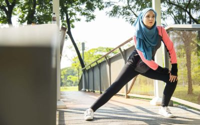 Sports Hijab is enabling Muslim girls to be more active while upholding beliefs