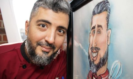 Adnan Bin-Mahfouz: Speaking the Universal Language of Food