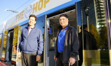 Milwaukee Streetcar opens new transportation option for Muslims working downtown