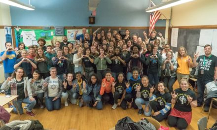 Rufus King students share message of hope in response to Baraboo's racist photo