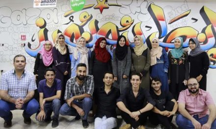 Coding as a tool to empower a new generation of Gaza's Palestinian youth