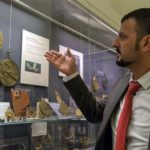 Syrian refugees volunteer as tour guides at historic museum