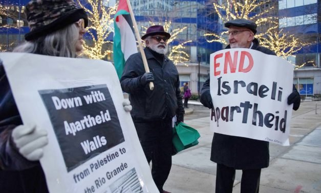 Unrealized right, unfulfilled promises: A Day of Solidarity in Milwaukee with Palestinians