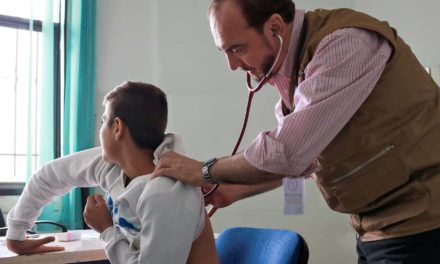 Video from Lebanon: Wisconsin doctors share their experience helping refugees