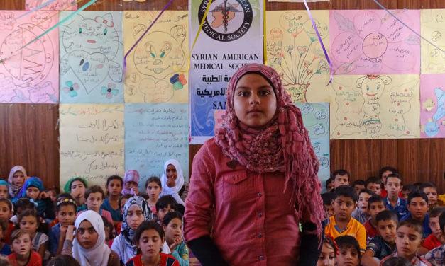 After surviving the civil war, Syrian refugees suffer devastating trauma