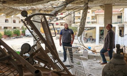 Attacks on health care in Syria add to ongoing social devastation