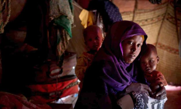 Somalia edges closer to famine as millions struggle without food