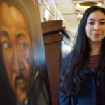 Working To Fulfill A Dream: Muslim students celebrate MLK's birthday in art and words