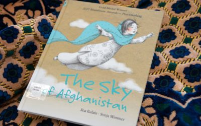 IRC Book Review: The Sky of Afghanistan