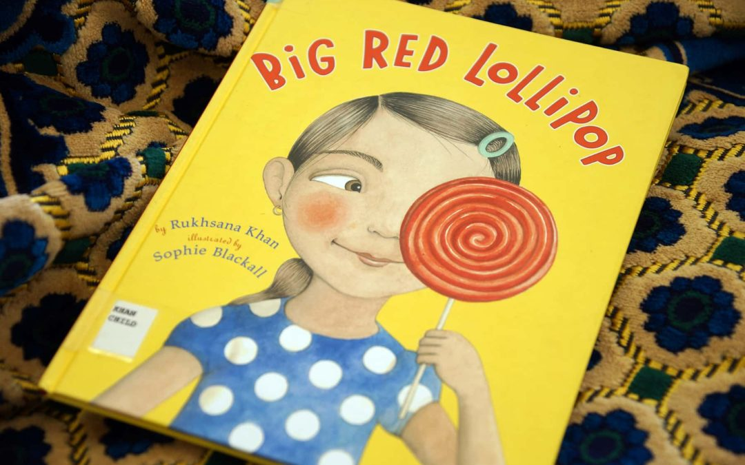 IRC Book Review: Big Red Lollipop