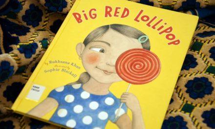 IRC Book Review: Big Red Lollipop