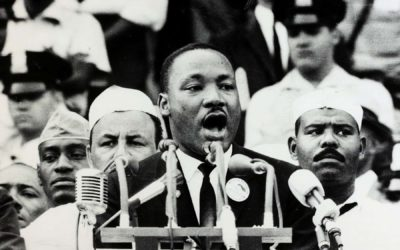Carrying on Dr. King's unfinished work to resolve America's racism, materialism, and militarism