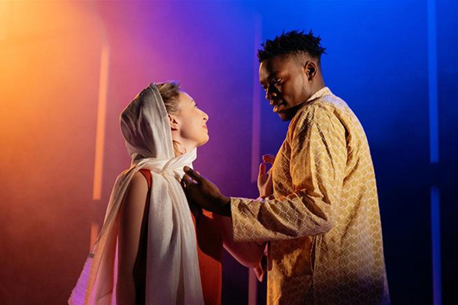 A black Muslim hero: Othello adaptation explores religious