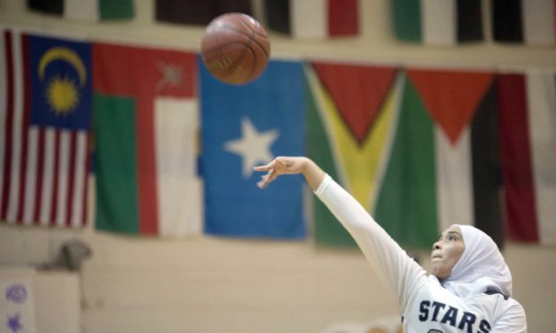 Hoops and Hijabs: Salam School's basketball Stars reshape social perceptions about girls in sports
