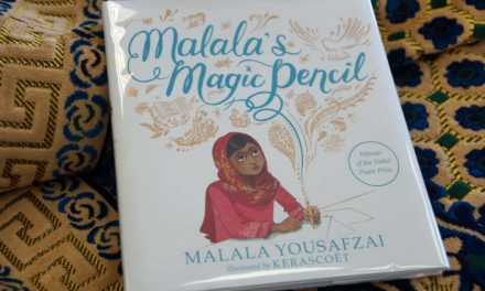 IRC Book Review: Malala's Magic Pencil