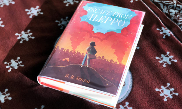IRC Book Review: Escape From Aleppo