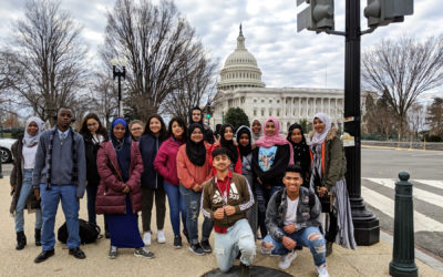 From Milwaukee to Washington DC: South Division students inspired by their trip