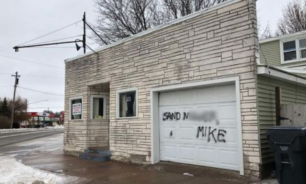 La Crosse business targeted with racist graffiti at Muslim owner