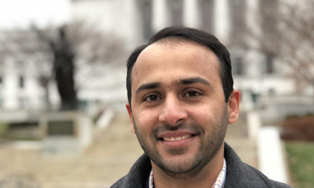 Syed Abbas, Frontrunner for Madison City Council