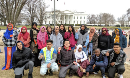 From Milwaukee to Washington DC: South Division students reflect on their trip