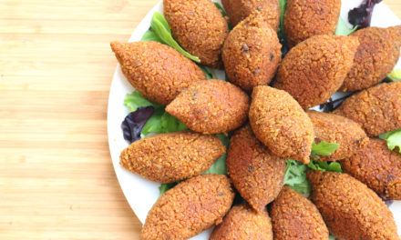 Foods of the Muslim World: Kibbeh