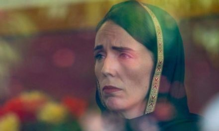 Face of empathy: Jacinda Ardern photo resonates with the world after terror attack