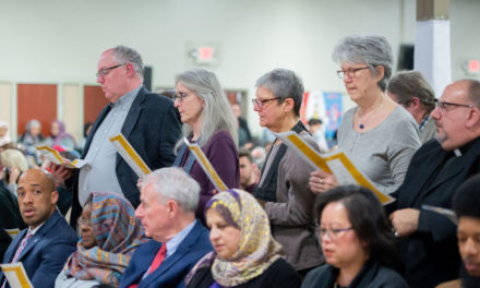 1100 attend vigil in solidarity with local Muslim community after New Zealand Massacre