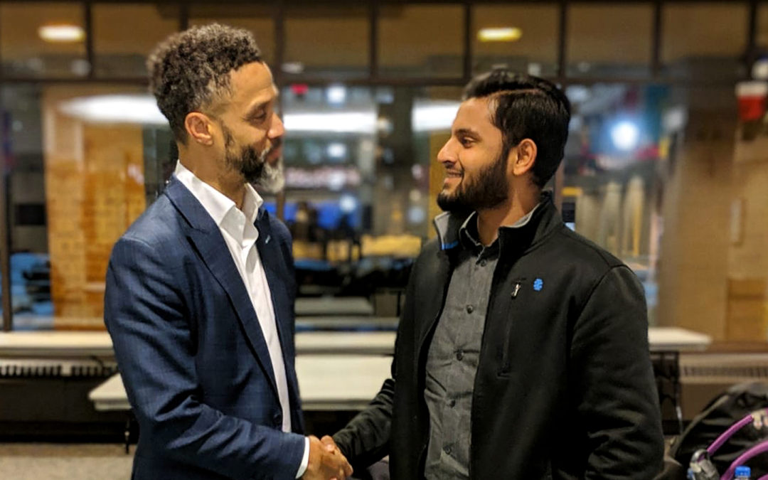 Mahmoud Abdul-Rauf, former NBA player brings inspiring story to Marquette University