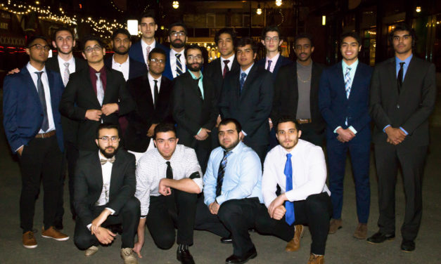 Muslim Fraternity at UW-Madison builds brotherhood and character