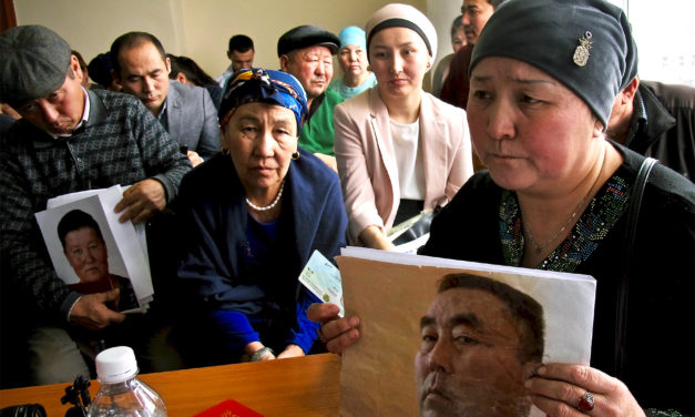 China's oppression of it's Muslim minority