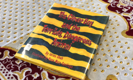 IRC Book Review: The Clever Boy and the Terrible, Dangerous Animal