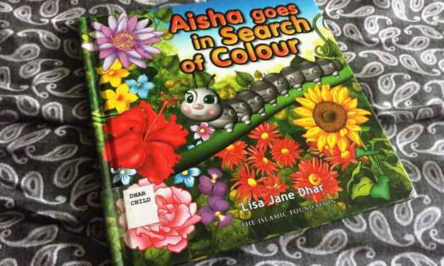 IRC Book Review: Aisha Goes in Search of Colour