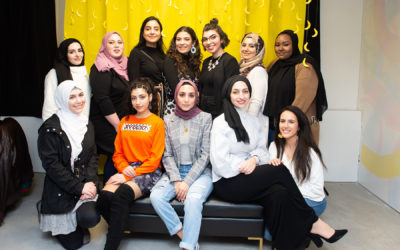 Fanana Banana host Milwaukee's first-ever Muslim Creatives Art Show