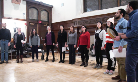 Salam Yousry brings the Choir Project to UW-Milwaukee