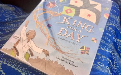 IRC Book Review: King For A Day