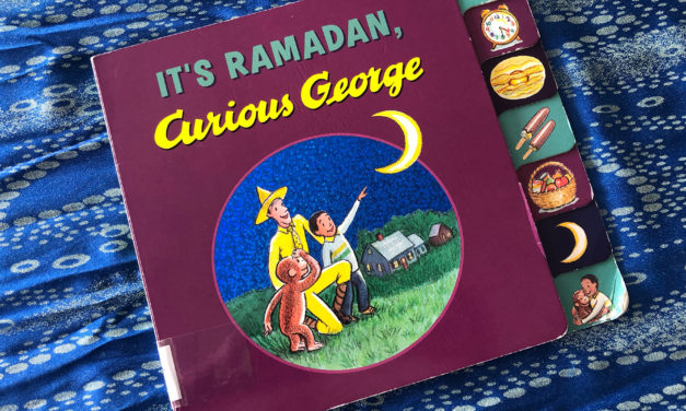 IRC Book Review: It's Ramadan, Curious George