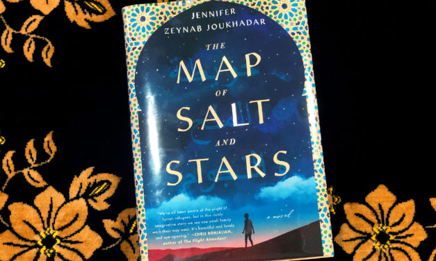 IRC Book Review: The Map of Salt and Stars