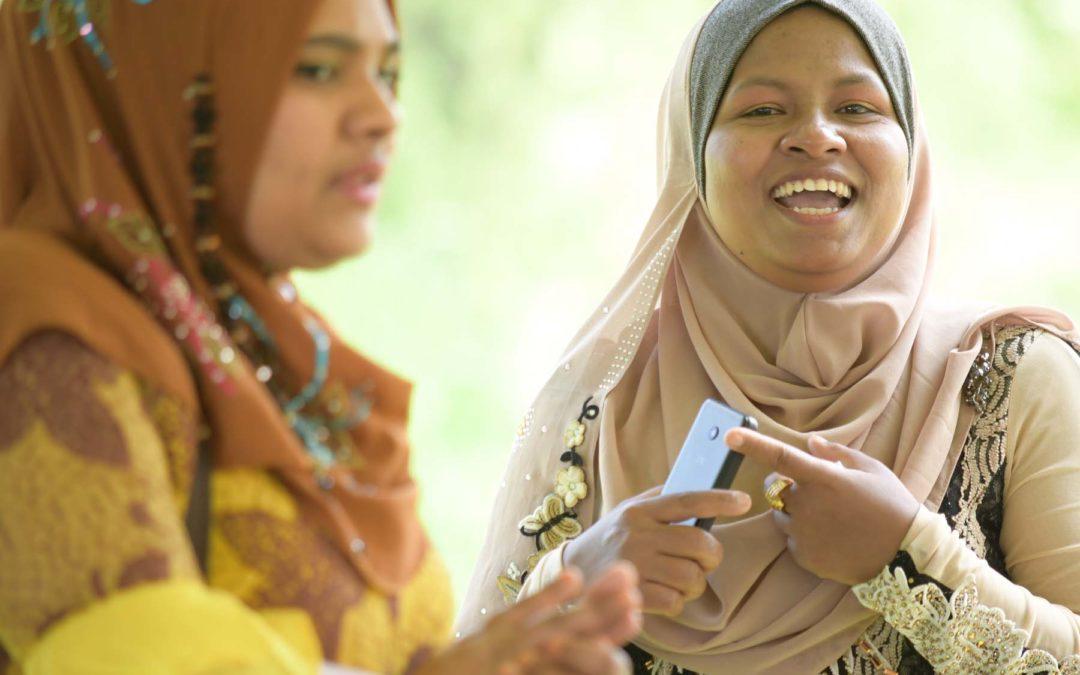 Lynden Sculpture Garden welcomes families for World Refugee Day