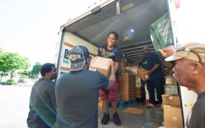 Dawah Center Distributes Food, Respect, and Joy on Milwaukee's North Side