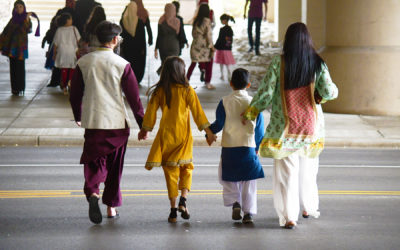 Thousands Gather for a Joyous Eid al-Fitr Celebration