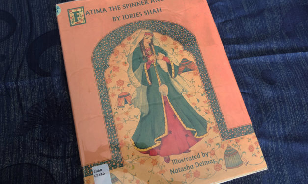 IRC Book Review: Fatima the Spinner and the Tent