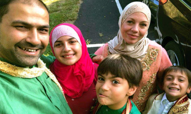 Muslim Woman Farmer Faces Challenges and Grows in Faith