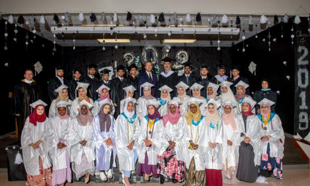 Salam High School Commencement