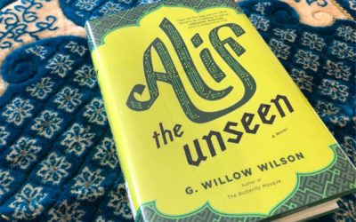 IRC Book Review: Alif The Unseen