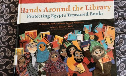 IRC Book Review: Hands Around the Library: Protecting Egypt's Treasured Books